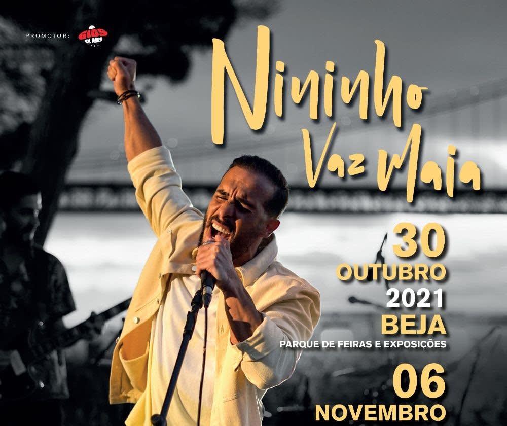 Nininho Vaz Maia com concertos de estreia em Outubro e Novembro