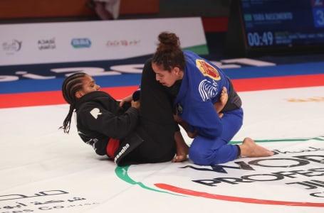 Brasil, Angola e Guiné-Bissau em grande no mundial de Jiu Jitsu em Abu Dhabi