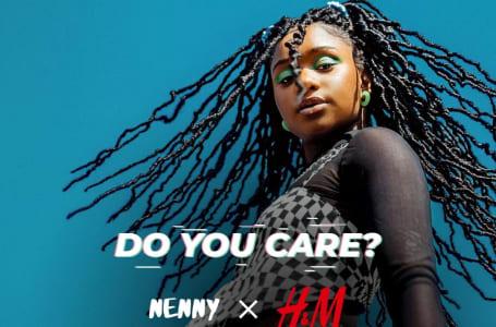 """Nenny cria experiência interativa com a H&M para escolheres o novo clipe do tema """"Do You Care"""""""