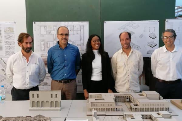 Cabo-verdiana termina licenciatura em Arquitectura com nota máxima