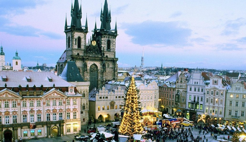 Процедура оформления студенческой визы в Чехию