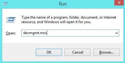 open run command