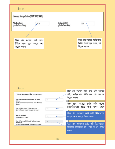 WBIMS USER MANUAL - GRAM SANSAD PROFILE CREATION 9