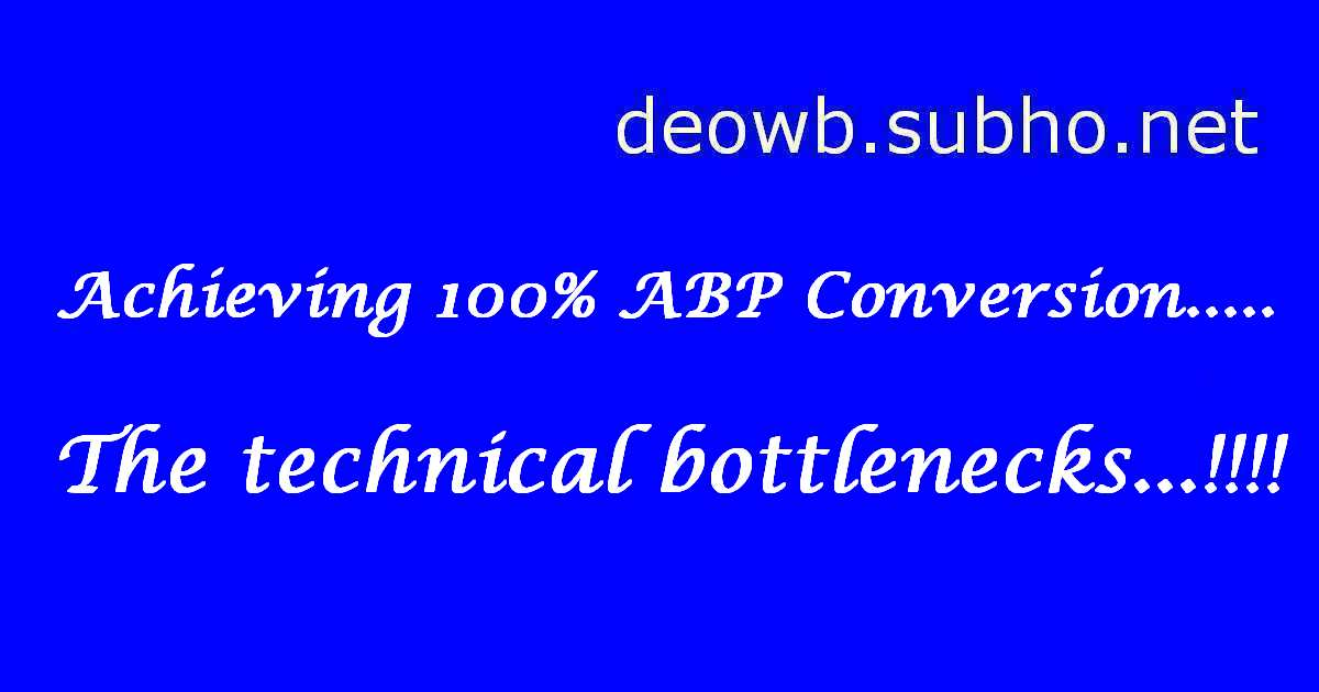 MGNREGA Full ABP conversion