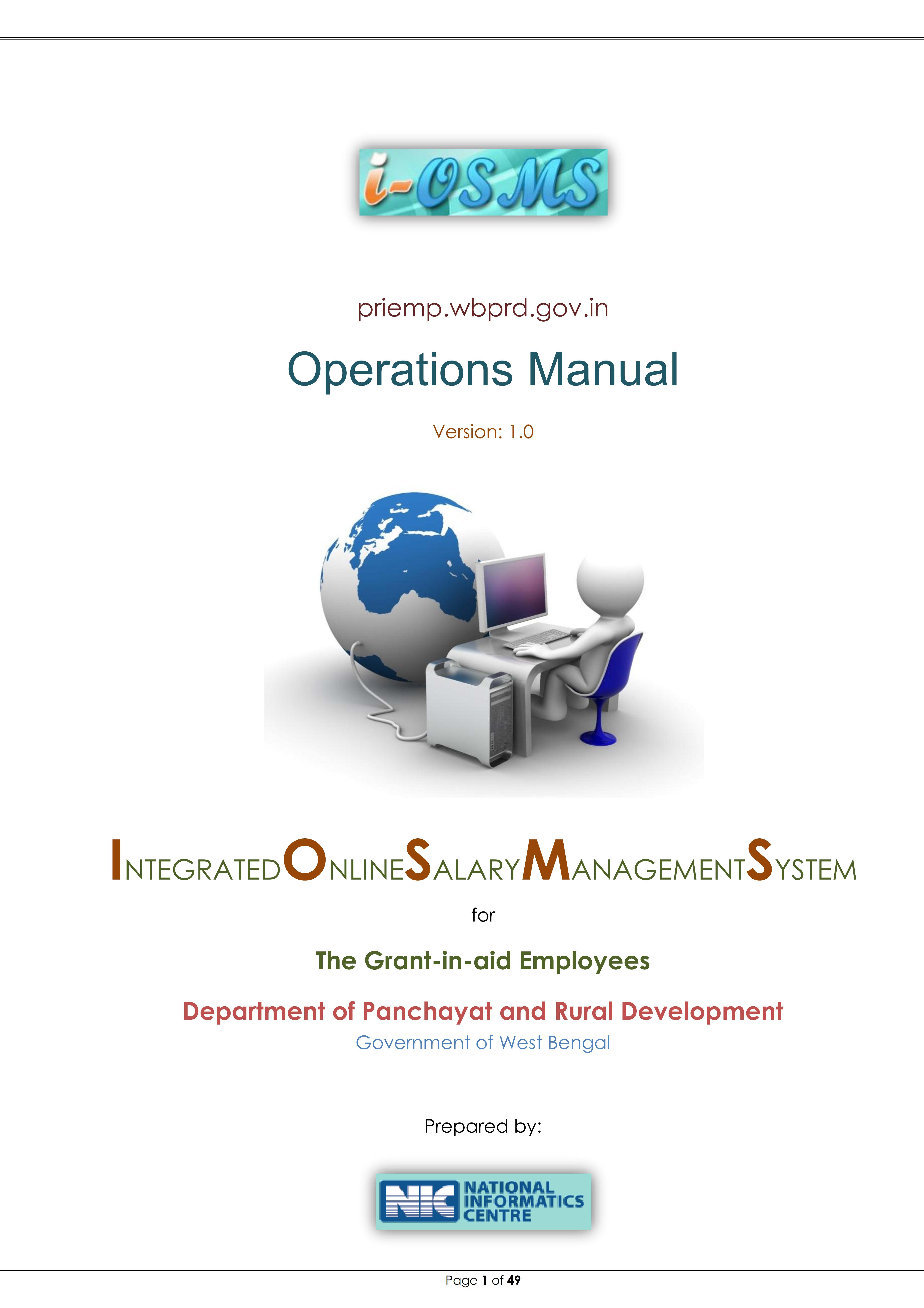 COSA Manual