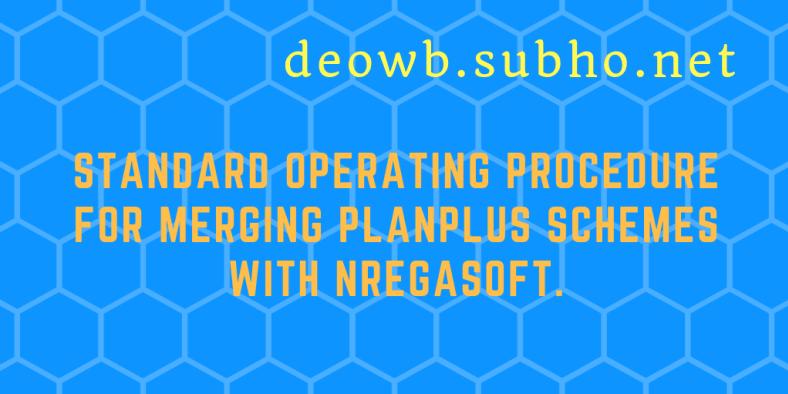 merging planplus with nregasoft