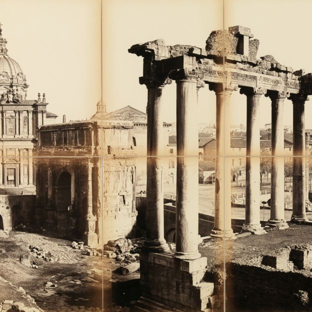 Il Foro Romano in Fotografia by undefined