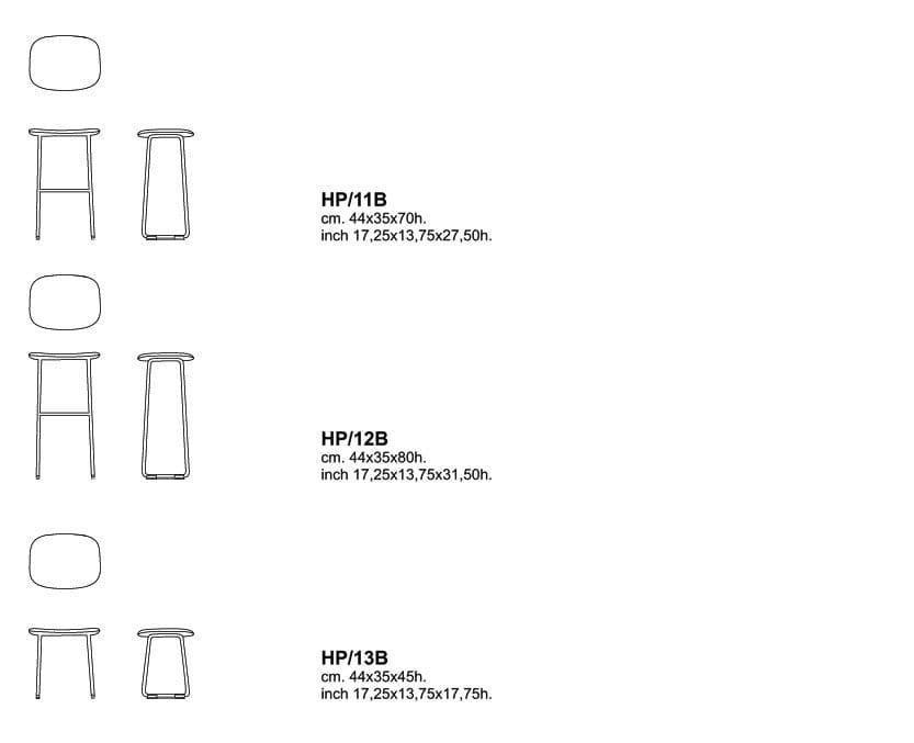 cappellini morrison stool dimensions