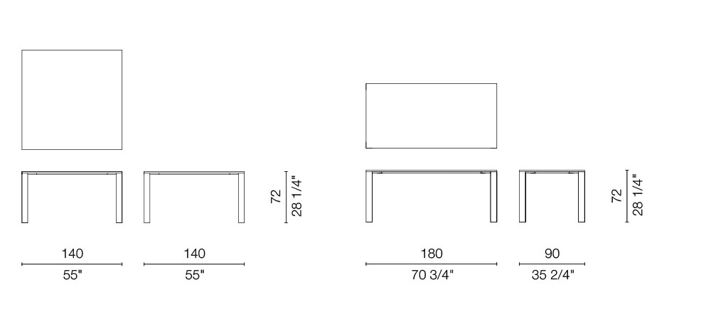 cappellini-vendome-table-dimensions