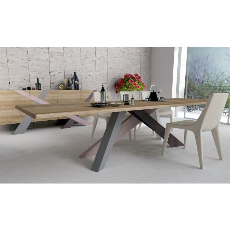 Bonaldo Big Table 250 Table | Deplain.com