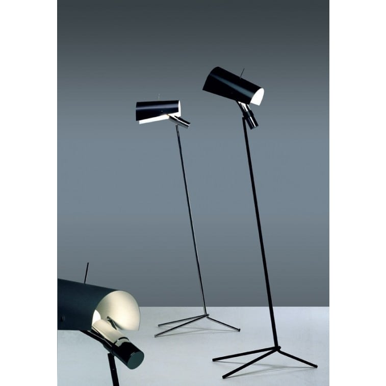 Claritas-Floor Lamp-Nemo-Vico Magistretti