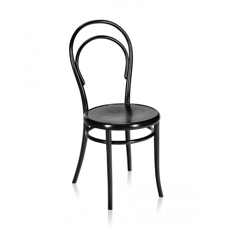 N14 Chair Perforated Seat-Chair-Gebruder Thonet Vienna-Michael Thonet