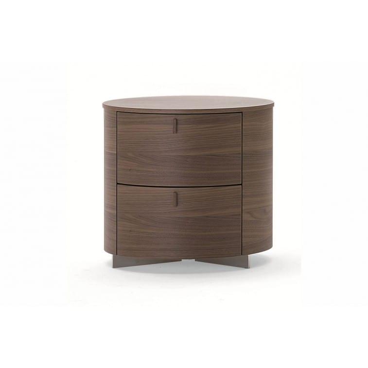 Onda Bedside-Bedside Table-Poliform-Paolo Piva