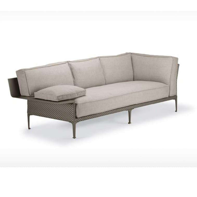 Rayn Three-Seater Sofa-Armchair-Dedon-Philippe Starck