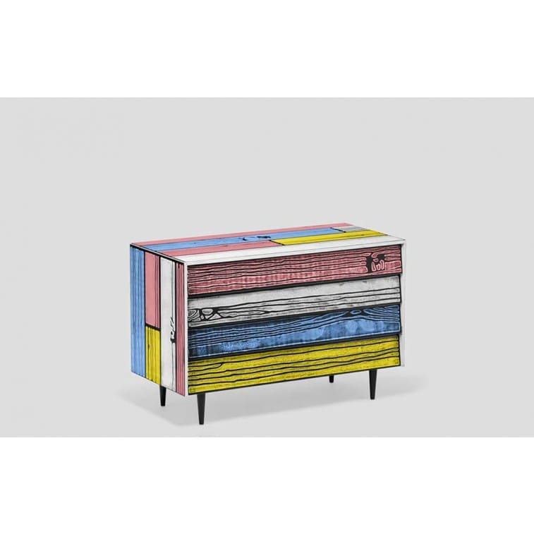 WrongWoods, chest of drawers-Drawer-Established and Sons-Sebastian Wrong