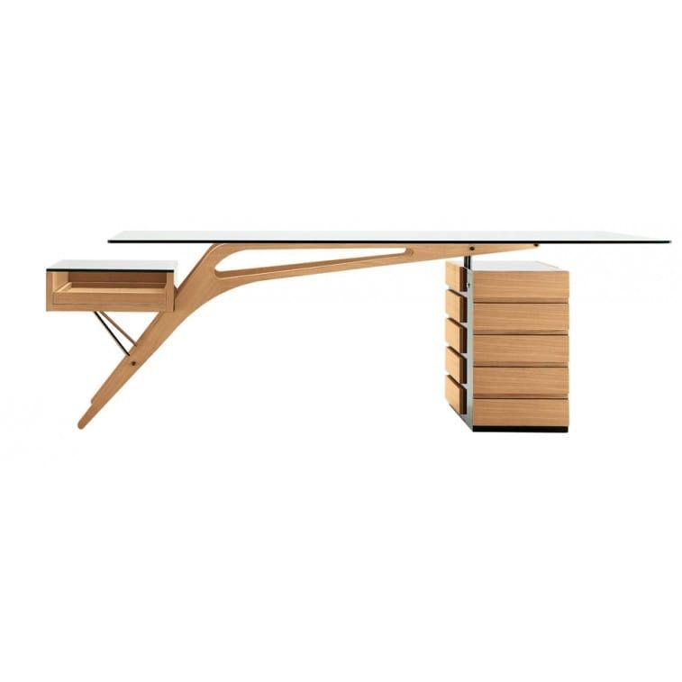 Cavour-Desk-Zanotta-Carlo Mollino