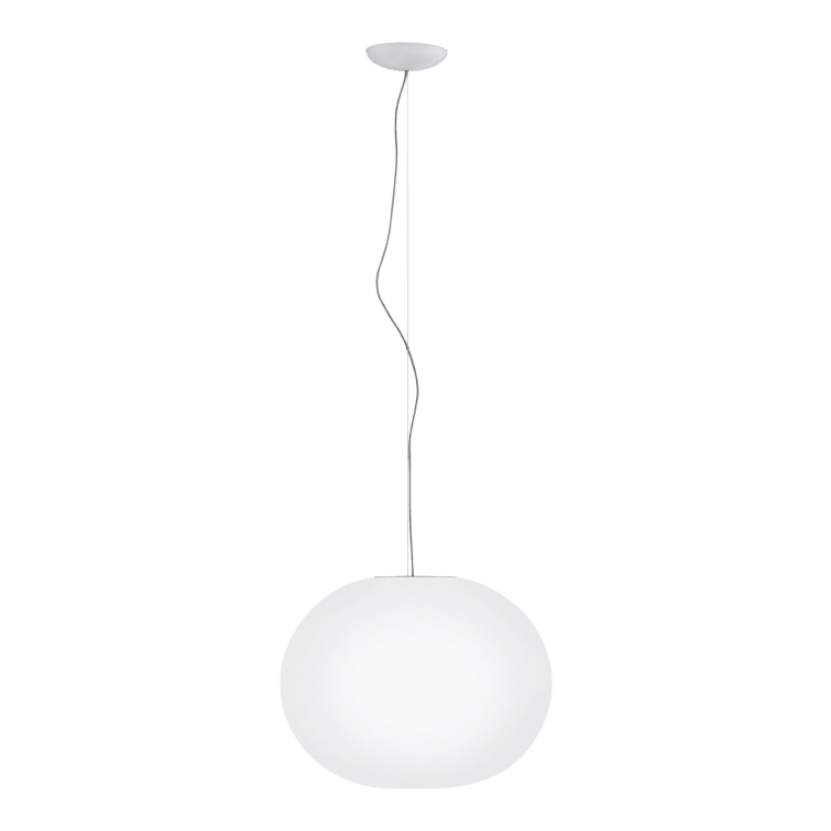 Glo-Ball S2-Suspension Lamp-Flos-Jasper Morrison