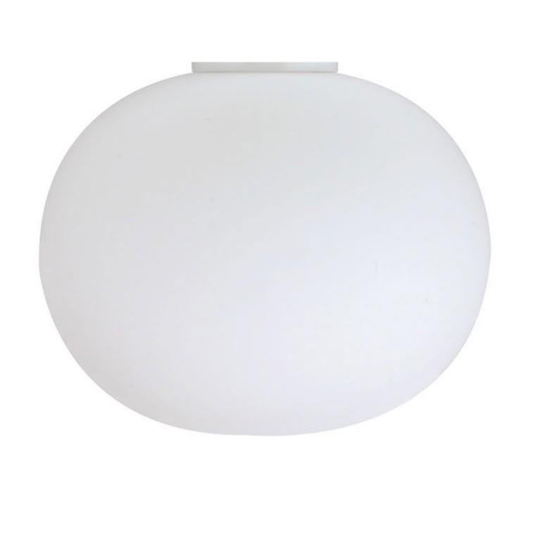 Glo-Ball C2-Ceiling Lamp-Flos-Jasper Morrison
