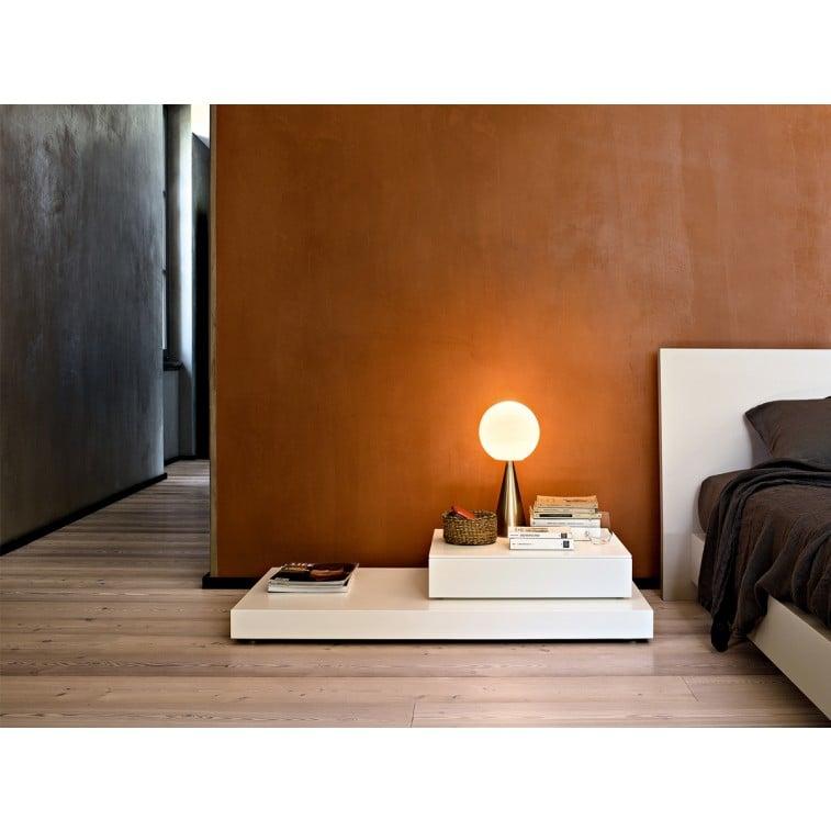 Quarantacinque bedside-Bedside Table-Lema-Officinadesign Lema