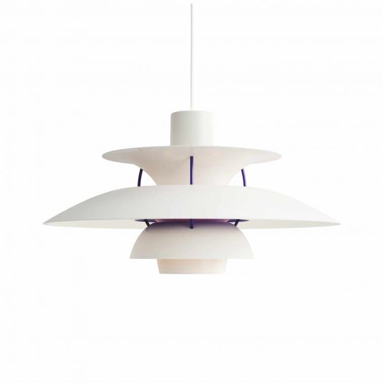 Louis Poulsen PH 5 Lamp white
