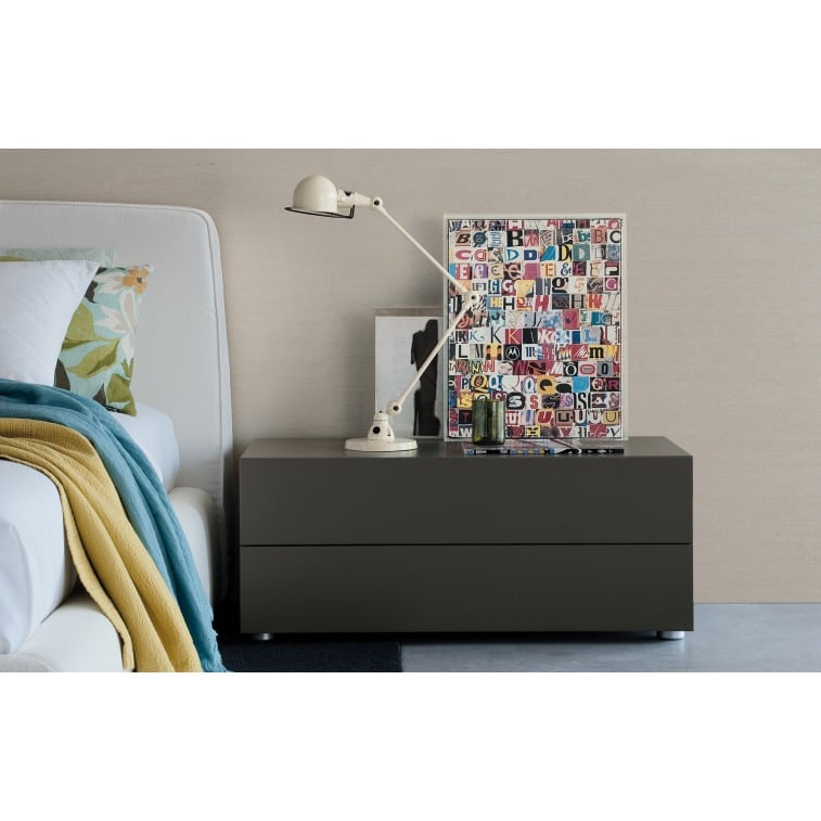 Dream Bedside 952-Bedside Table-Poliform-Marcel Wanders