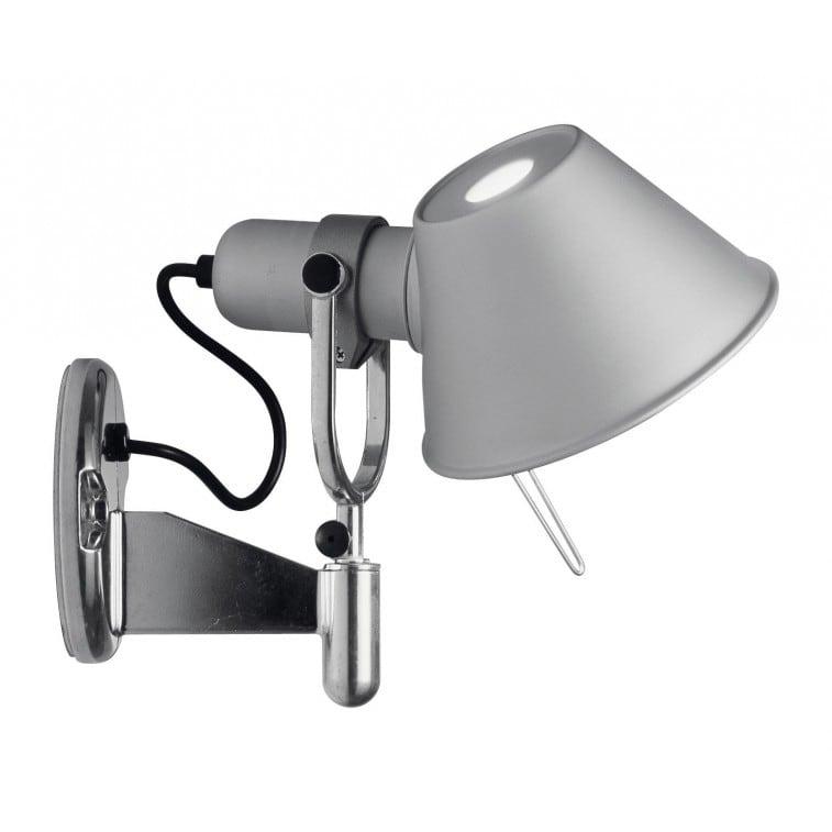 artemide tolomeo spotlight wall lamp