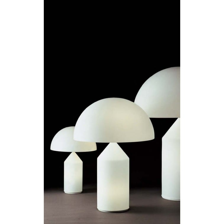 Atollo 237-Table Lamp-Oluce-Vico Magistretti