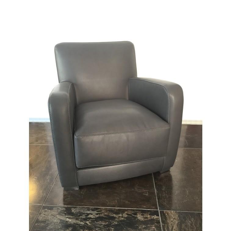 baxter berlino armchair grey