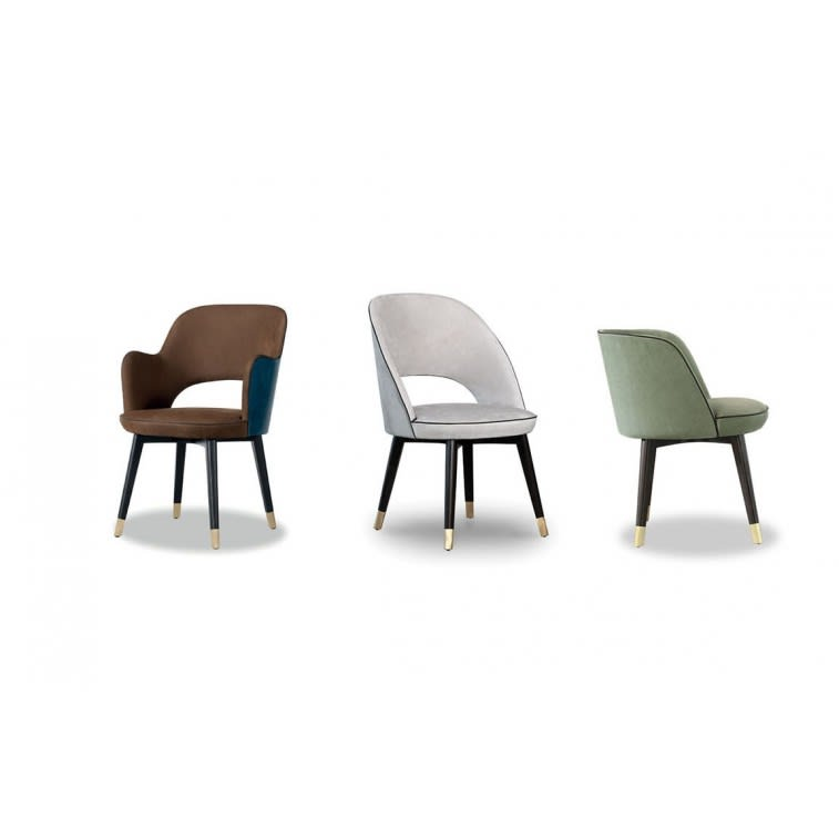 Baxter colette chair collection