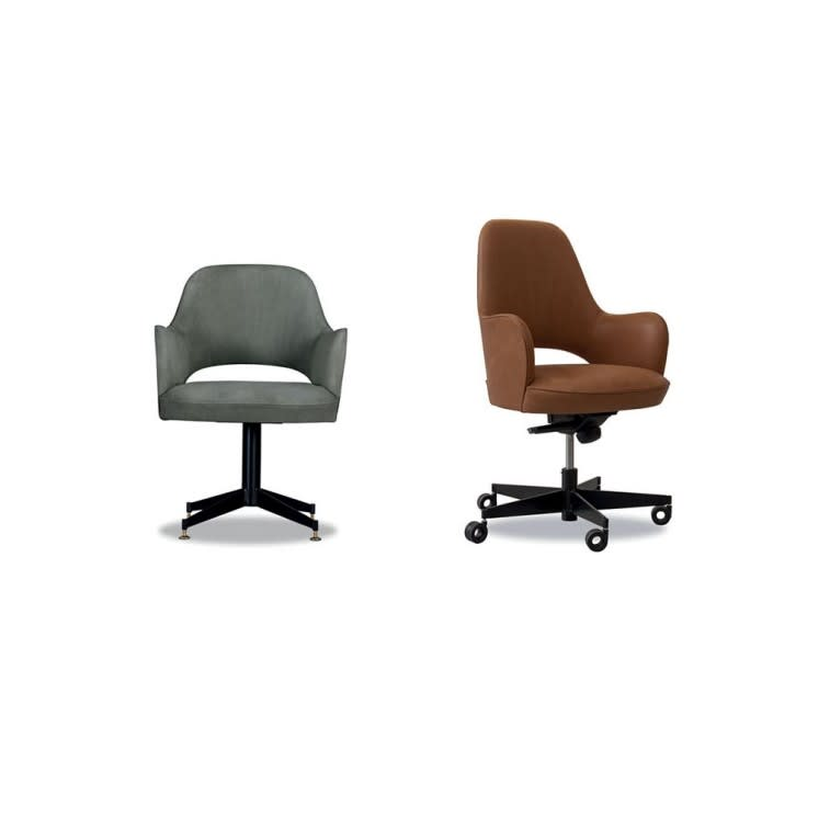 Baxter colette office chair swatch