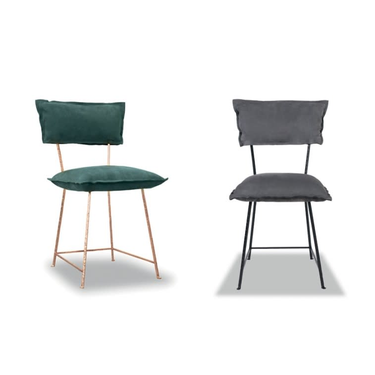 Baxter etah chair swatch