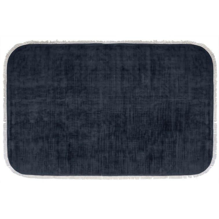 Baxter Kalahari rug blue light grey
