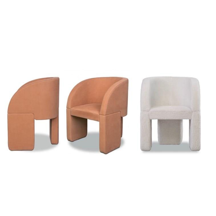 Baxter Lazybones chair
