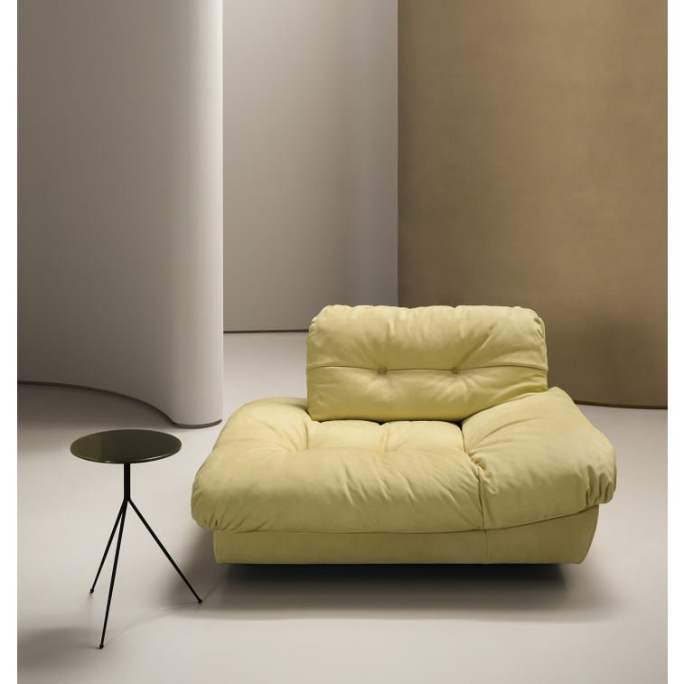 Baxter Milano armchair right