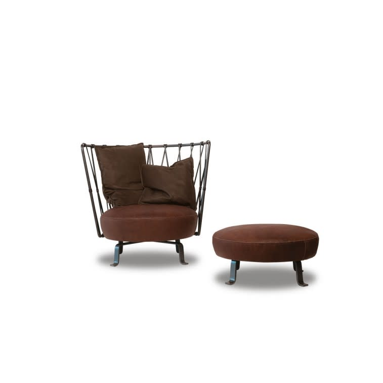 Baxter Pedro armchair