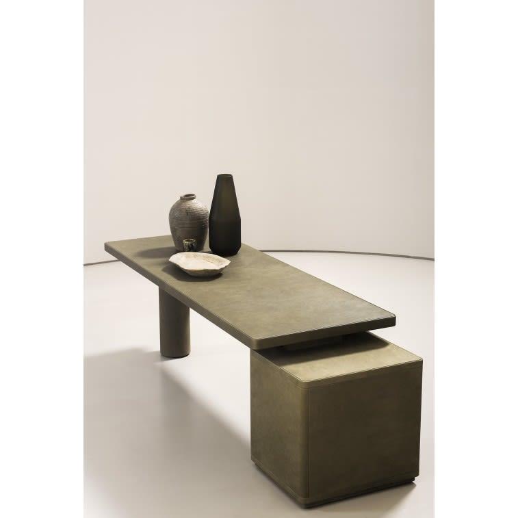 Baxter Verba Volant Slim Desk leather