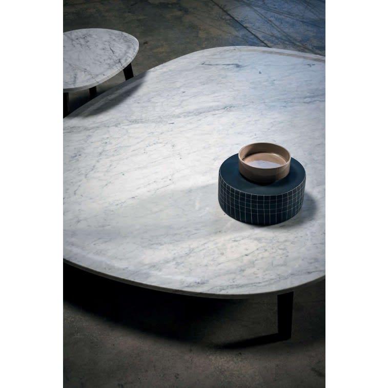 Baxter Vietri Coffee Table White Marble