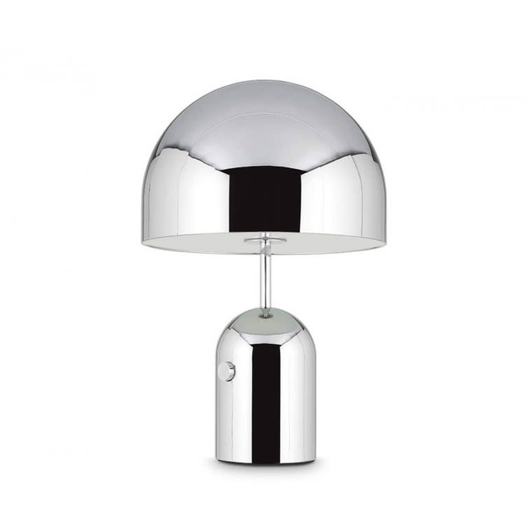 Bell Large Chrome