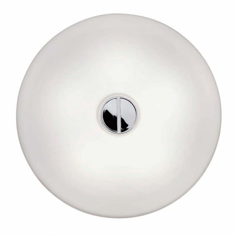 flos button hl wall ceiling lamp lissoni