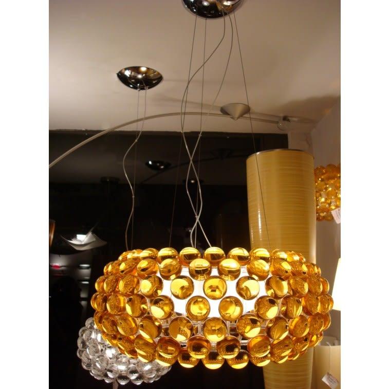 Caboche LED Suspension Medium-Suspension Lamp-Foscarini-Patricia Urquiola