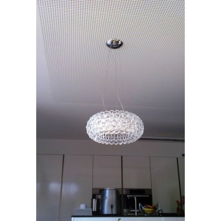 Caboche Suspension Medium-Suspension Lamp-Foscarini-Patricia Urquiola