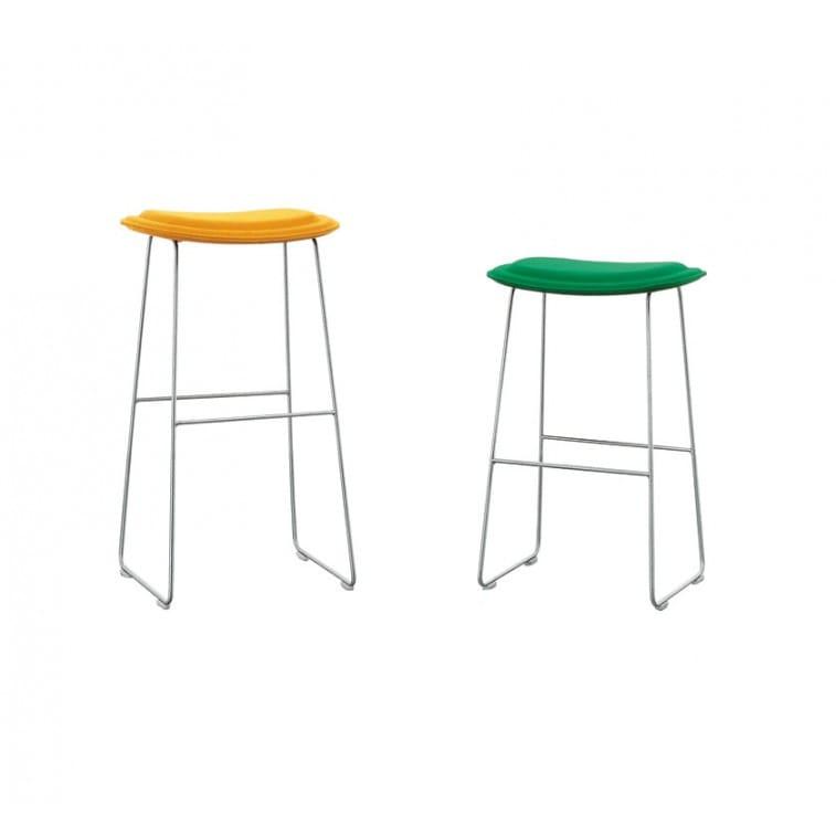 cappellini hi pad stool