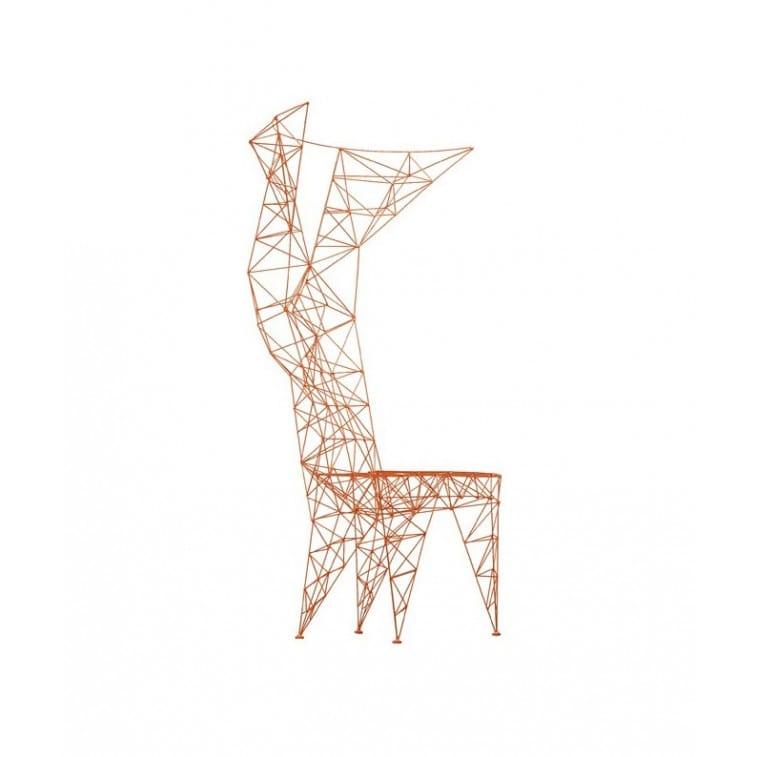 cappellini pylon chair armchair