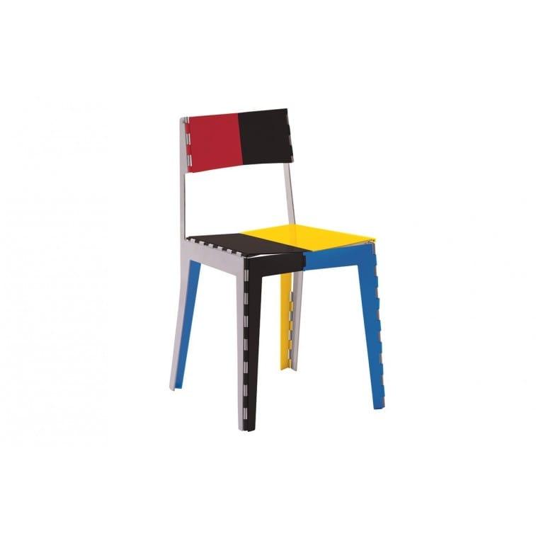 cappellini stitch chair