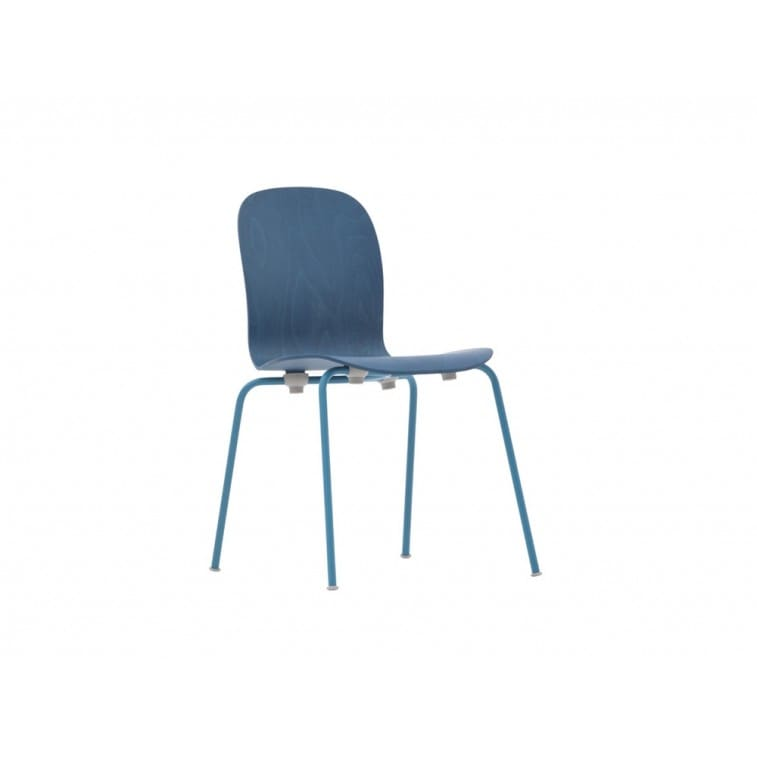 Cappellini Tate Color Chair Blue