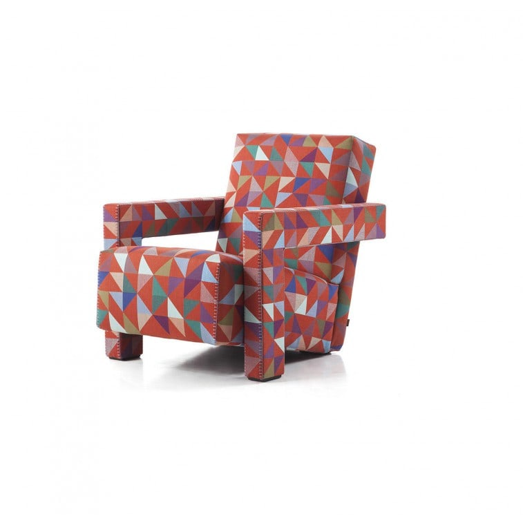 cassina 637 utrecht c90 limited edition armchair