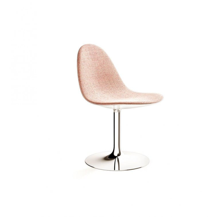 cassina caprice 245 tulip-shaped swiveling base