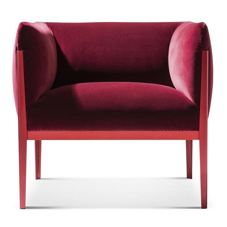 cassina-144-cotone-armchair-front