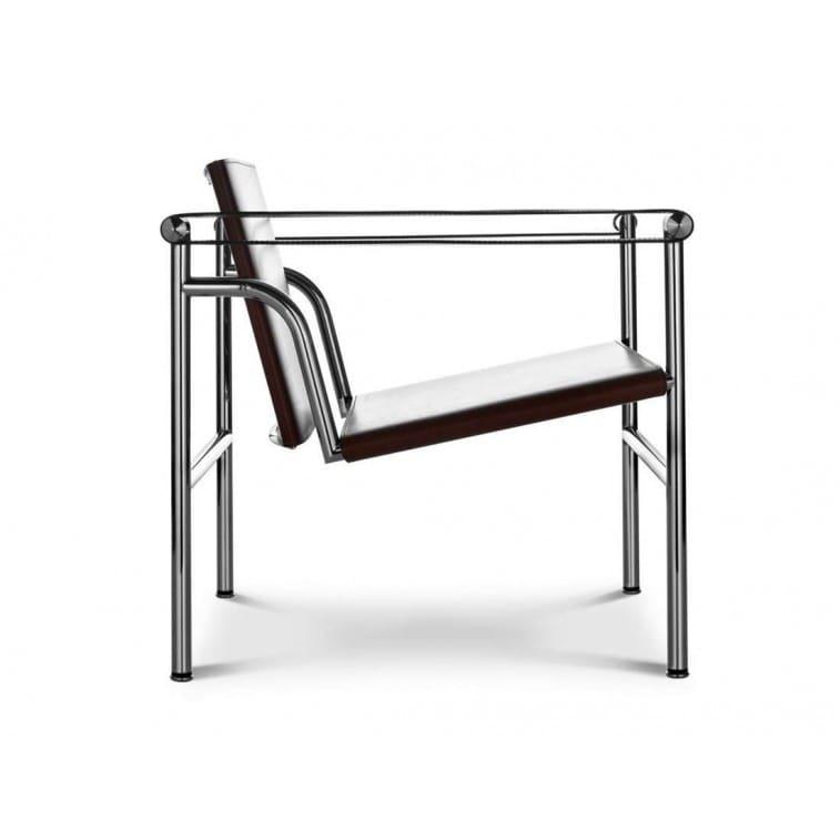 Cassina lc1 armchair - Le corbusier sedia ...