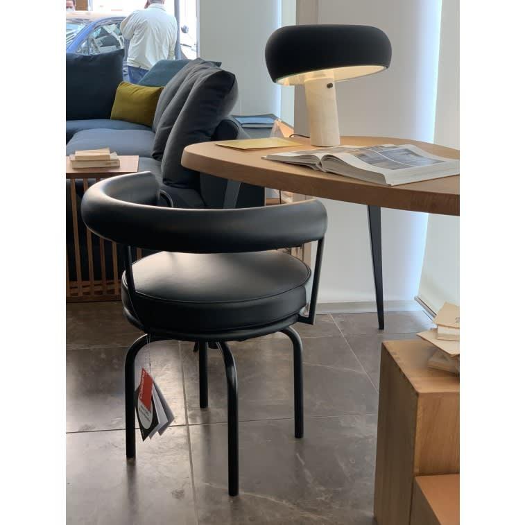 cassina lc7 armchair